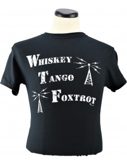 Army T-Shirt Whiskey Tango Foxtrot: Shop Signal Corps Tshirts
