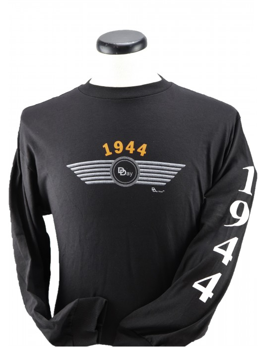 Long Sleeve Motorcycle Shirt Wings: Shop Army Cotton T-shirts