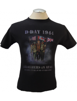 T-Shirt: Tshirts With Brothers In Arms Military DTG Design