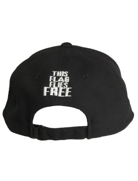 This Flag Flies Free Military Hat: FLEXFIT Canadian Ball Caps