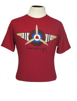 T-Shirt: Combat Mission T-Shirts Of D Day WW2