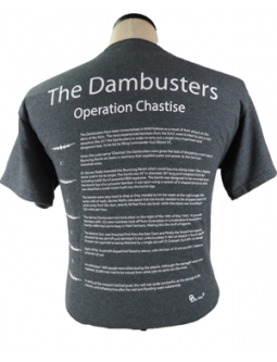 Air Force T-Shirt Dam Busters Code Name Operation Chastise