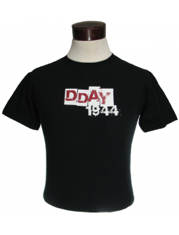 T-Shirt: D Day Paratroopers Of WW2