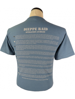T-Shirt: The Dieppe Raid: Code Name Operation Jubilee -...