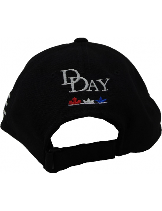WW2 Military Hat: Commemorative D-Day Invasion Hat / Ball Cap