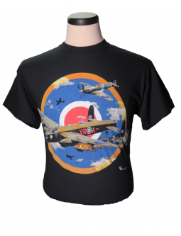 T-Shirt To Commemorate Mynarski: The Lancaster Bomber Tshirts
