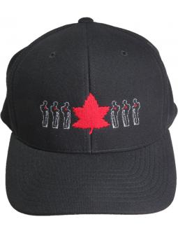 """Military Hats: """"This Flag Flies Free"""" FLEXFIT CDN Ball Cap"""