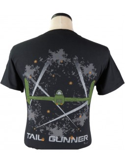 "Air Force T-Shirt ""The Tail Gunner"": North American B-25 Mitchell T-shirts"