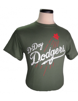 T-Shirt : D-Day Dodgers T-Shirts: Military T-Shirt Design ...