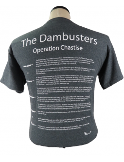 T-Shirt: The Dam Busters Code Name Operation Chastise
