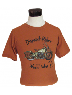 T-Shirt : The Dispatch Rider