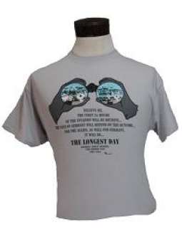 "Armed Forces T-Shirt ""The Longest Day"": Shop D Day T-shirts !"