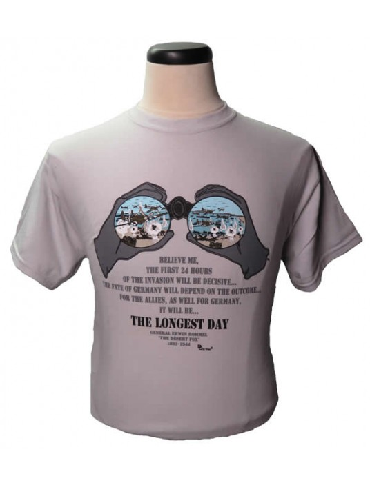 Armed Forces T-Shirt The Longest Day: Shop D Day T-shirts !