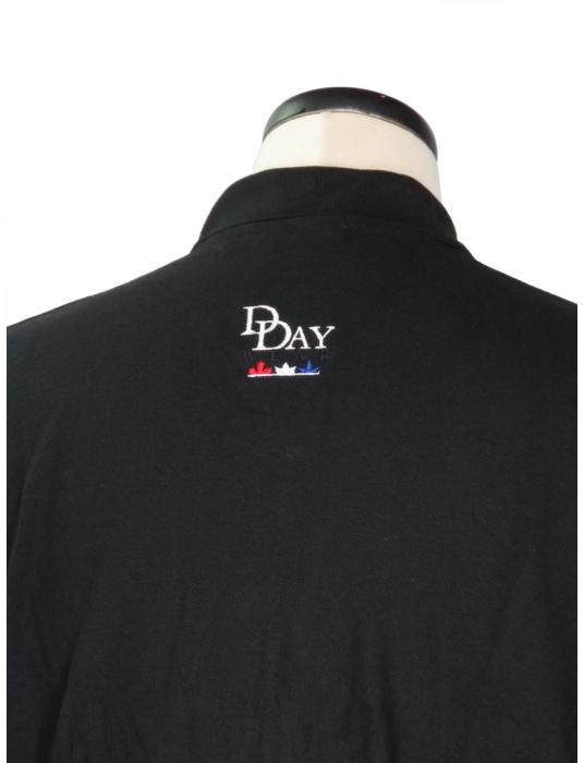 Embroidered Vimy Ridge Golf Shirt Design: Shop Military Polos