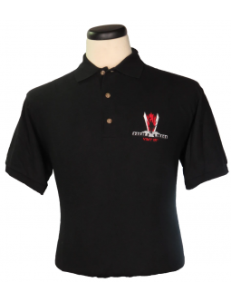 Golf Shirt / Polo Shirts Embroidered: Vimy Military Design