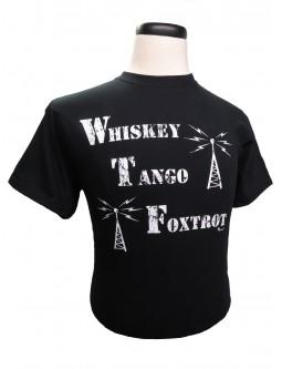 "Army T-Shirt ""Whiskey Tango Foxtrot"": Shop Signal Corps Tshirts"